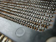 BIG first USSR Soviet Magnetic Ferrite Core Memory double plate 1400 bit 1950-s