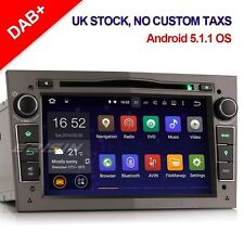 """7"""" Android 5.1.1 Car DVD Player Opel Vauxhall Vextra Astra Corsa DAB+ GPS 3060CU"""
