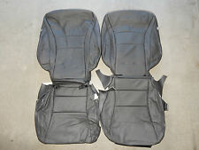 2013-2014 Honda Accord Sport EX OEM Factory leather seat covers