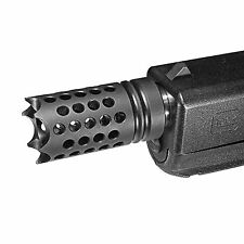 Razor Tactical Custom Muzzle Brake for 40S&W, .40 Cal Pistol/Carbine 9/16-24 TPI