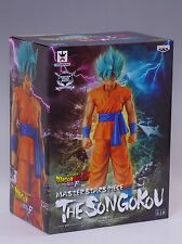 Banpresto Dragonball Z MSP MASTER STARS PIECE Resurrection F Son Goku PVC Figure