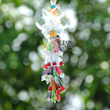 Handmade Colorful Crystal Prisms Suncatcher Car Hanging Decor Ornament Gift
