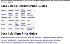 Coca Cola Trays Price Guide FREE Values in Different Condition Website
