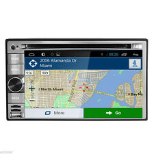 2 Din Quad Core Android 5.1 Car GPS DVD Player with Radio WIFI 3G function