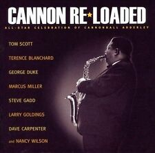 1 CENT CD VA Cannon Re-Loaded: An All-Star Celebration Of Cannonball Adderley