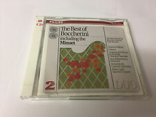 Various Artists : The Best of Boccherini (2CDs) (1993)