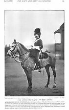 1896 SERGEANT MAJOR DUNCAN OF THE SCOTS GREYS