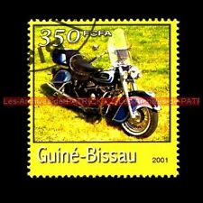 INDIAN Chief - Guiné BISSAU Guinée BISSAO  Moto Timbre Stamp