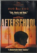 Afterschool (DVD, 2010) Ezra Miller, Emory Cohen  Director Antonio Campos   NEW