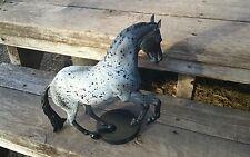 Breyer Horse custom Valegro appaloosa