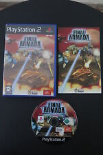 PS2 : FINAL ARMADA - Completo, ITA ! Combatti tra cielo e terra !