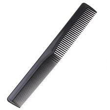 Men Women Unisex Salon Black Cutting Hair Tooth Comb Barber Hairdressing Tools G