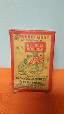 Monkey Link Self Closing Repair Link No.1 Kit in Original Box Snow Tires Car