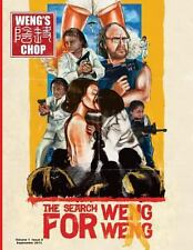 Weng's Chop #4 (the Search for Weng Weng Cover) by Brian Harris (2013,...