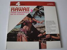 HAWAII PHASE 4 FRANK CHACKSFIELD AND HIS ORCHESTRA VINYL LP 1967 ALOHA, OE! EX