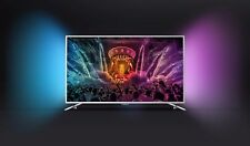 Philips 49PUS6501 Ambilight 4K UHD TV Smart TV HbbTV Quad Core-NEU ORIGINALVERP.