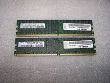 8GB IBM Samsung PC2-5300P 667MHz DDR2 Server Memory (2x 4GB)