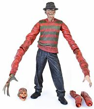 "NECA A Nightmare On Elm Street Series 1 LONG ARMS FREDDY KRUEGER 7"" Figure"