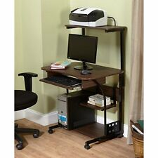TMS Furniture 50163ESP Mobile Computer Tower