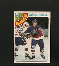 1978-79 OPC # 115 Mike Bossy RC NM-MT