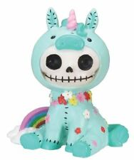 Furrybones Collectable Resin Figurine - Unie the Unicorn - 7.5cm - MC33113 - New