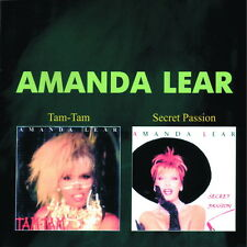 Amanda Lear - Tam-Tam / Secret Passion CD