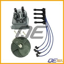 Acura Integra Honda Distributor Cap, Distributor Rotor and Spark Plug Wire