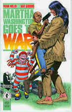 Martha Washington Goes to War # 4 (of 5) (Frank Miller, Dave Gibbons)(USA, 1994)