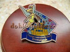 Walt Disney World Resort Peter Pan Tinker Bell Tinkerbell Lapel Pin