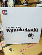 Ashley Wood 3A Toys ThreeA Tomorrow King Kyuuketsuki Kyuu 3AA Baka 1/6 +Bot Head