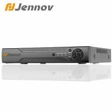 Jennov HDMI 8CH DVR 960H Standalone Video Recorder Audio CCTV Security Camera