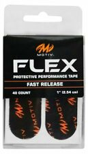 Motiv Flex Protection Tape Fast Release BLACK 40 Pieces
