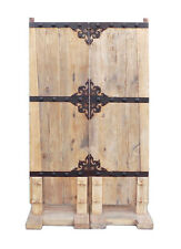 Chinese Vintage Door Gate Display Room Divider Screen Panel cs1167