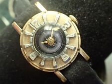 Working Parker Mystery Dial Woman's Watch Lot#134