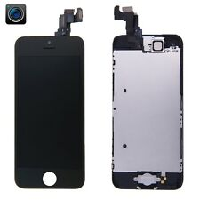 GLS DISPLAY+TOUCH SCREEN APPLE IPHONE 5C+ FLEX FRAME NERO A1456 LCD A1507 A1516