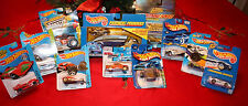 Lot of 11 Die Cast Cars New Bugati Corvette Viper Countach Raptor Monster Jam