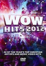Wow Hits 2012: The Videos [DVD] by Various Artists (DVD, Sep-2011, Provident...