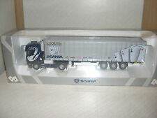 Universal Hobbies Scania R Series Truck And Trailer Atouts Scania Ref.5607