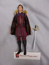 "Doctor Who Francesco The Vampire 5"" Poseable Action Figure Loose complete"