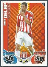 TOPPS MATCH ATTAX 2010-11- #246-STOKE CITY-RORY DELAP