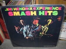 JIMI HENDRIX smash hits ( rock )