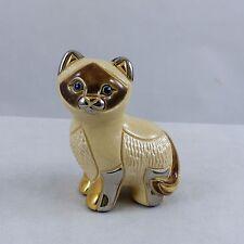 Rinconada Rincababy Series - Siamese Baby Cat / Kitten Figurine