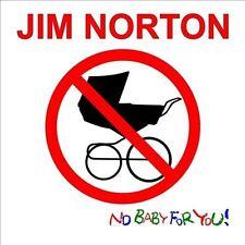 No Baby for You! [Digipak] by Jim Norton (Comic) (CD, Dec-2012, Bseenmedia)
