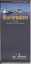 Map of Ibiza & Formentera (Spain), by Ray Maphouse Maps