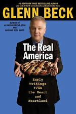 THE REAL AMERICA Heart Heartland paperback book by Glenn Beck FREE SHIPPING glen