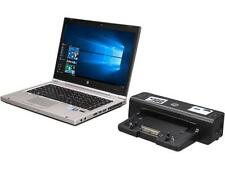 """HP 8460P 14.0"""" Laptop With Docking Station Intel Core i5 2540M (2.60 GHz) 4 GB M"""