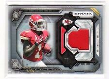 2014 TOPPS STRATA JERSEY PATCH DE'ANTHONY THOMAS CARD#SR-DT