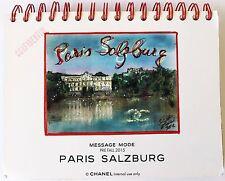 Chanel Runway Catalogue Look Book Message Mode Pre Fall 2015 PARIS SALZBURG