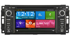 Autoradio/dvd/gps / bluetooth/ipod/navi / Radio Player Jeep patriot/wrangler d8839-2