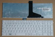 for Toshiba Satellite L850 L850D L855 L855D Keyboard Czeck Klaviatura čeština WH